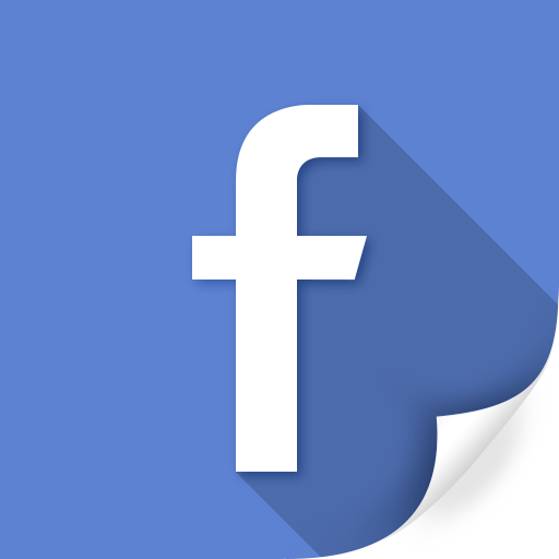 iconfinder Facebook Social Network communicate page curl 437901
